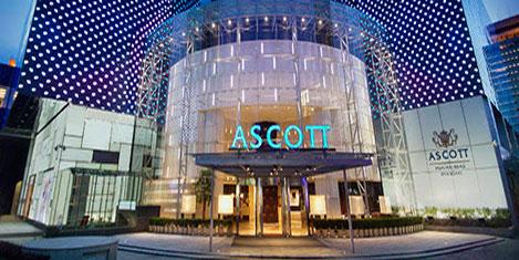 Singapurlu Ascott geliyor