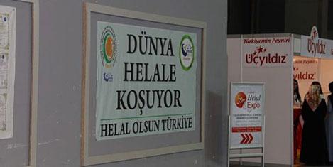 Helal Expo Fuarı, İstanbul'da