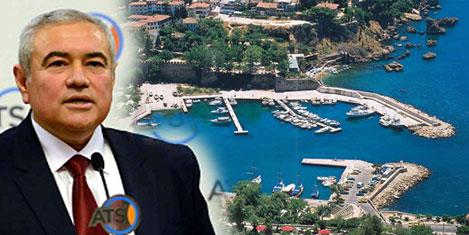 Antalya'nın turistik envanteri
