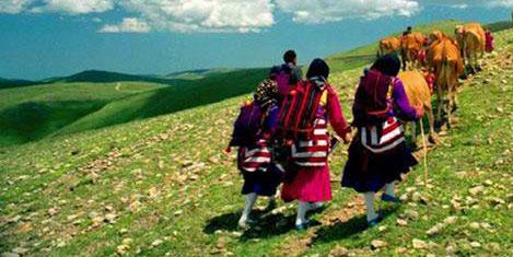 """Karadeniz turizmine """"Yeşil Yol"""""""