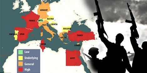 İngiltere: Türkiye yüksek riskli ülke