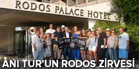 AnıTur Rodos ünlüler otelinde-4