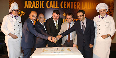 THY'den Arapça Çağrı Merkezi