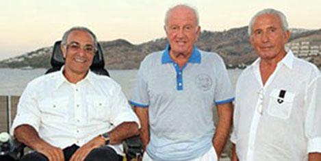 Turizmci Ahmet Bayer'e icra davası