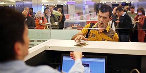 Schengen vizesi 48,8 milyon Euro