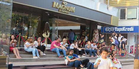 Magnum İstanbul Bağdat Caddesi'nde