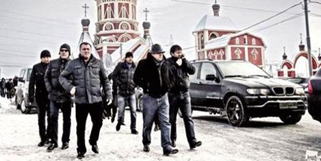 Rus Mafya'sı Türkiye'ye geliyor!