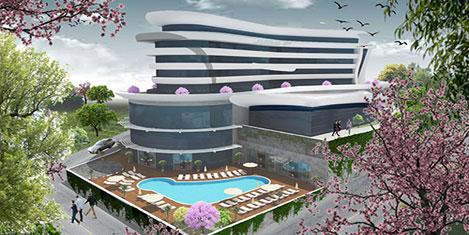 Bayramoğlu'na Altintaş Oteli geliyor