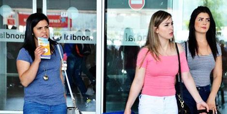 Bodrum'a 152 İranlı turist geldi