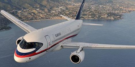 Rusya İran'a uçak satıyor