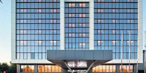 Dudullu'da Sheraton otel açıldı
