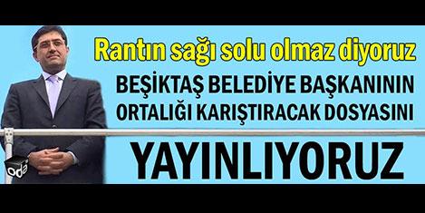 Beşiktaş'ta TÜRSAB'a rant