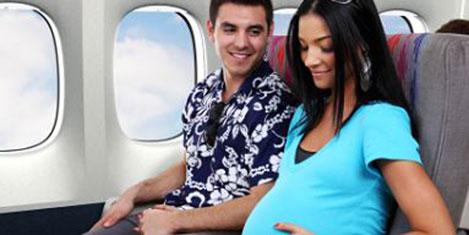 Hamileyken nasıl uçulur?