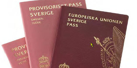 İsveç pasaportu karaborsada
