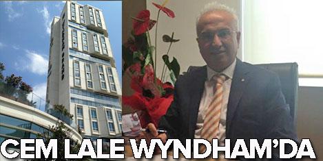 Cem Lale Wyndham Europe'da