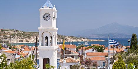 Yunan Adaları'na gidiş 17.5 Euro!