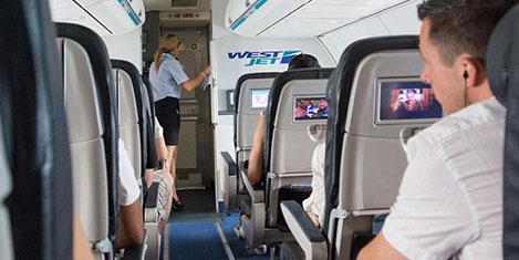 Uçakta cinsel saldırıda bulundu