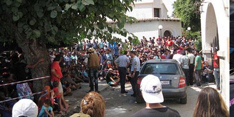 """Suriyeliler Kos""""u işgal etti"""