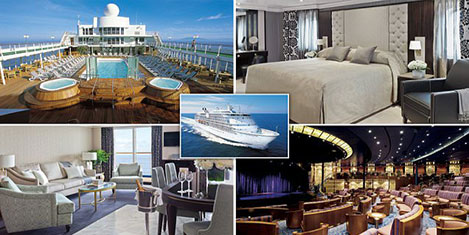 Seven Seas ile dünya turu