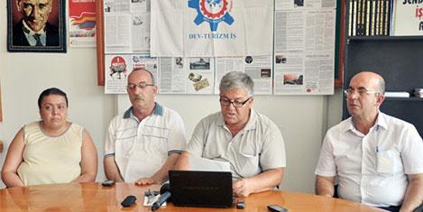 Turizmde 970 işçi hayatını kaybetti