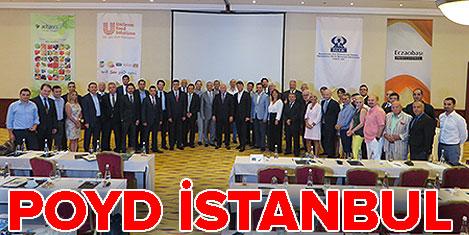 POYD İstanbul Başkanı Aksu oldu