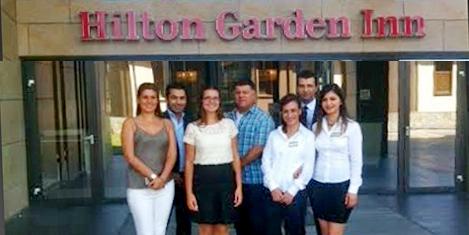 Hilton'dan hayvanlara destek