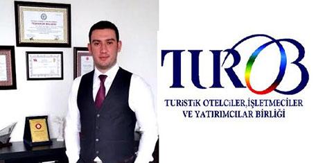 Erdoğan TUROB Trakya Temsilcisi