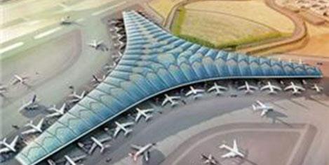 Kuveyt Havalimanı Limak'ta