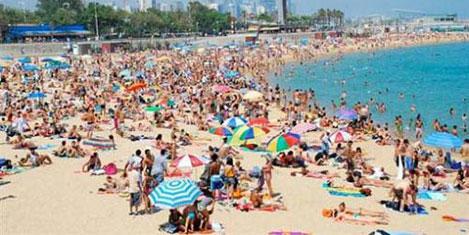 İspanya turizm rekor kırdı