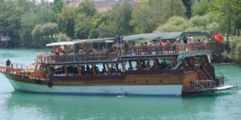 Turistler Manavgat'a taşınacak