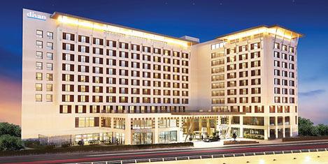Divan Adana Oteli açılıyor