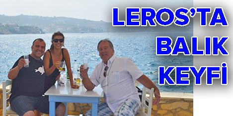 Leros Adası'nda lezzeti keşfettik