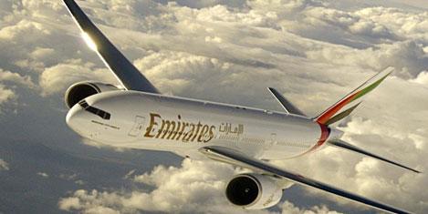 Emirates'ten dünyanın en uzun uçuşu
