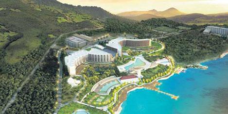 ETS'den otel Kıbrıs'a Elexus Hotel