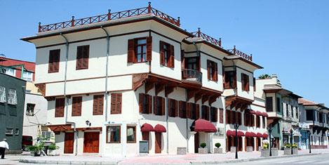 Hotel Bosnalı Adana'nın gözdesi