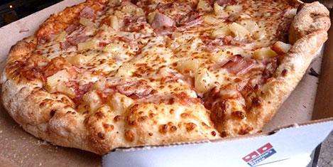 Fast foodda en çok pizza yeniliyor