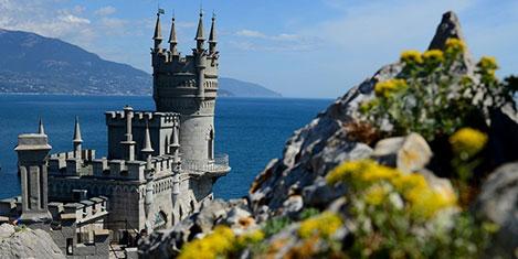 Kırım'da turist 3 milyonu aştı