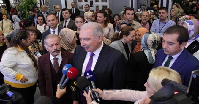 Çek ve Slovak gazeteciler geldi