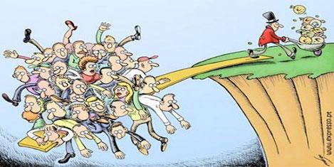 Türkiye ekonomik uçurumun kıyısında