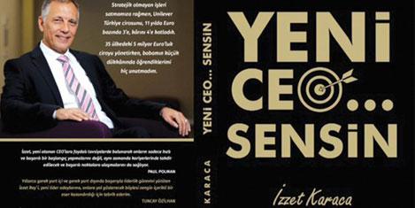 CEO'luğun kitabını yazdı