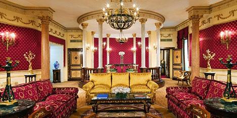 Qatari buys Excelsior Hotel in Rome