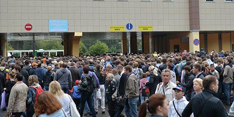 Türkiye Moskova Turizm Forum'nda