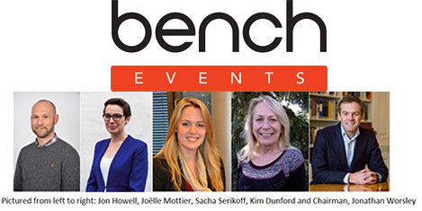 Bench Events team to growth