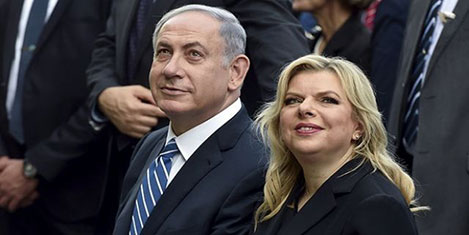 'Sara Netanyahu aşçı dövdü'