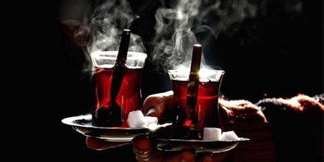 Balkanlar'da Türk çayı keyfi