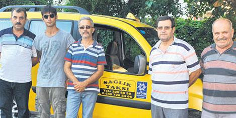 Aydınlı taksiciler hava alanı istiyor