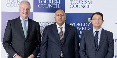 Oti Holding WTO ve WTTC buluştu