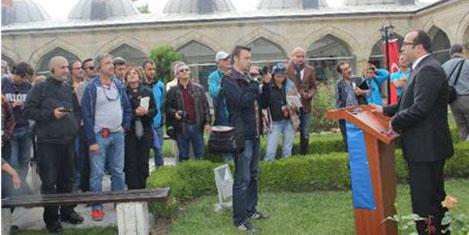 Turizm rehberleri Edirne'yi gezdi