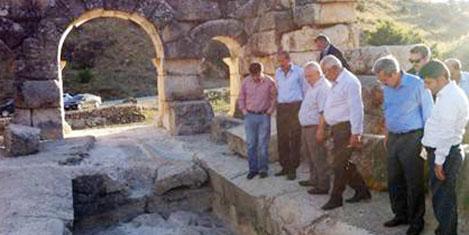 Şar Antik Kenti, turizm yolunda