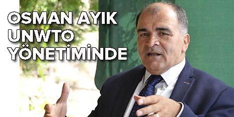 Osman Ayık Dünya Turizm'inde